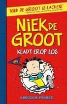 Niek de Groot 4 -   Niek de Groot kladt erop los