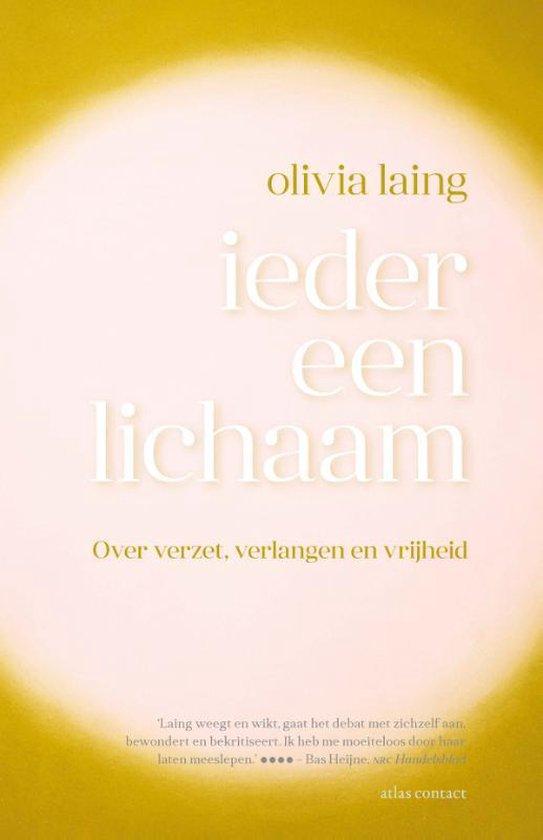 Boek cover Ieder een lichaam van Olivia Laing (Paperback)