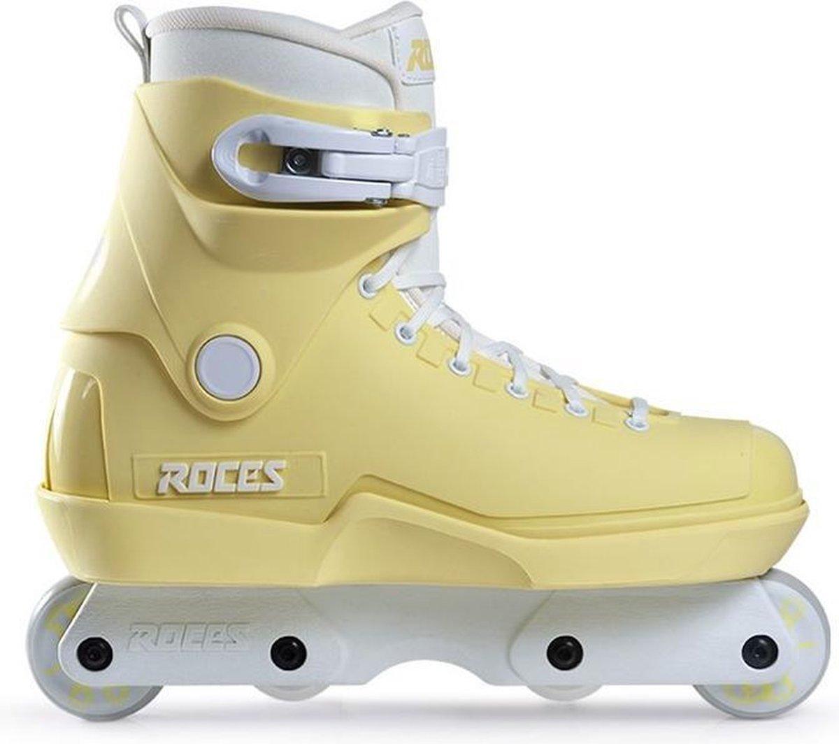 ROCES M12 Lo Team Stunt skates Unisex - 48 - Geel