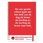 Agenda - 2022 - Docentenagenda - Omdenken - A4 - 21x29,7cm - Multi