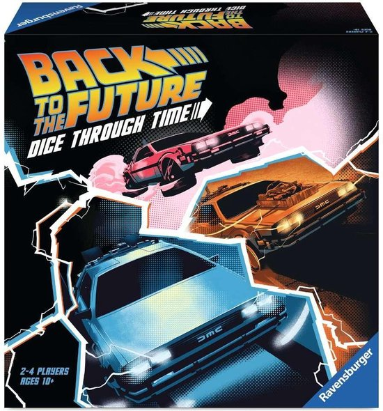 Ravensburger Back To The Future - Bordspel Engelstalig