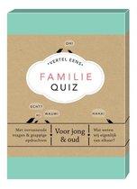 Vertel eens Familie Quiz