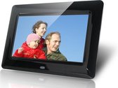 Digitale Fotolijst 7-inch Zwart (XHD701B-1F)