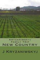 Kryzaniwskyj Family Trip New Country