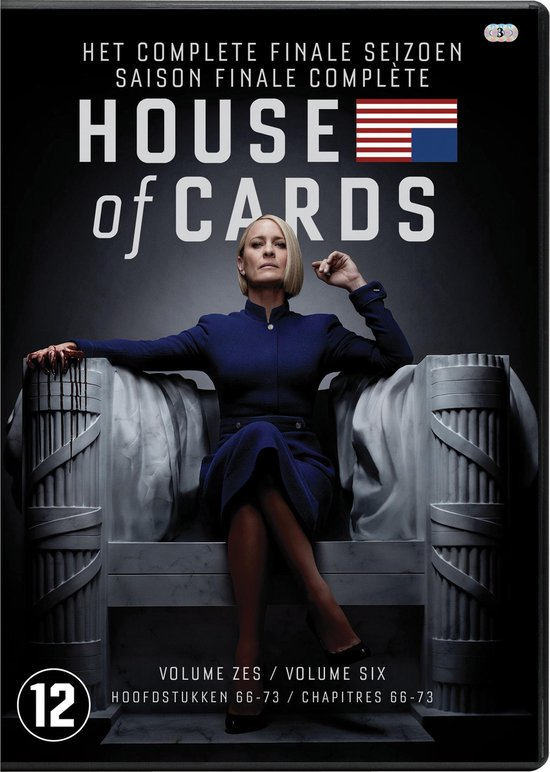 House Of Cards - Seizoen 6