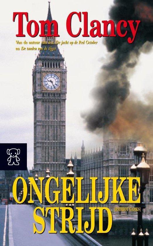 Jack Ryan 2 - Ongelijke strijd - Tom Clancy | Readingchampions.org.uk