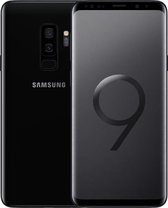 Samsung Galaxy S9+ - 64GB - Zwart