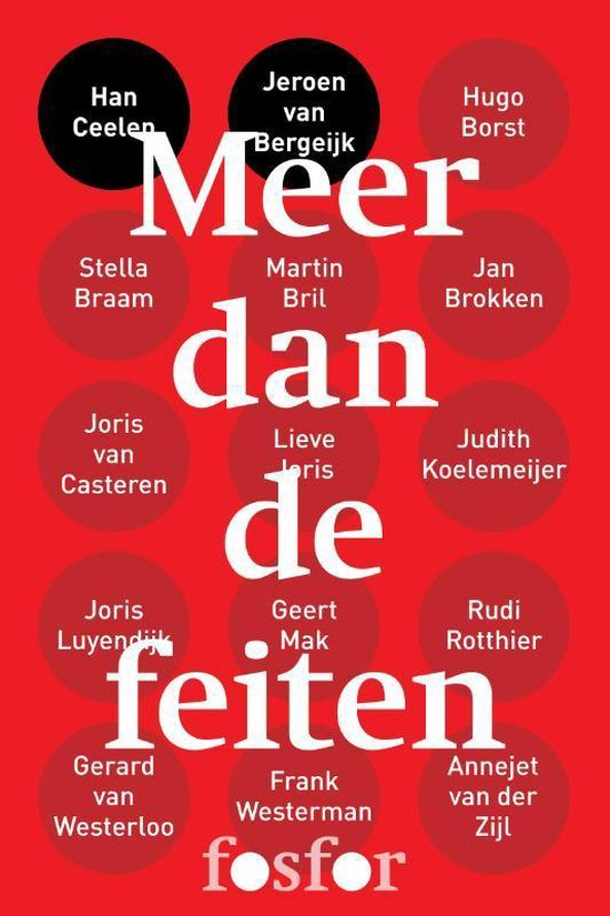 Boek cover Meer dan de feiten van Han Ceelen (Paperback)