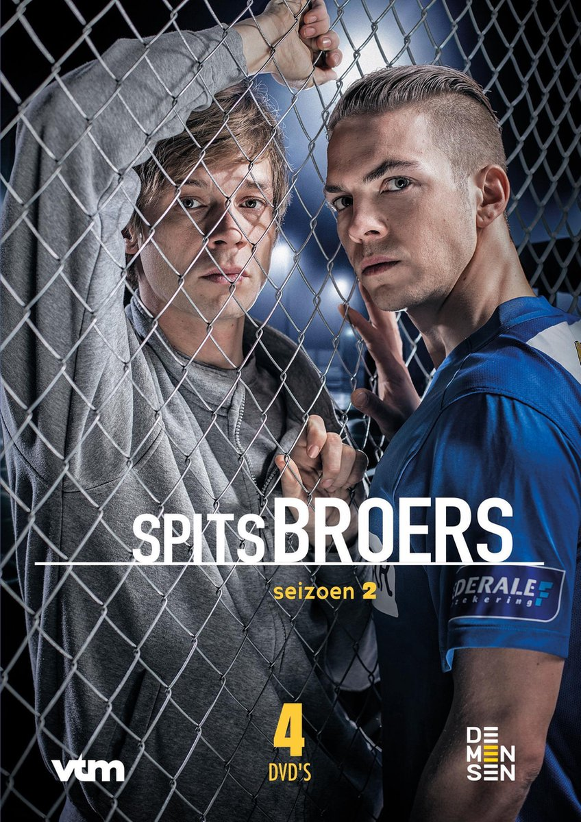 Spitsbroers -  Seizoen 2 - Tv Series