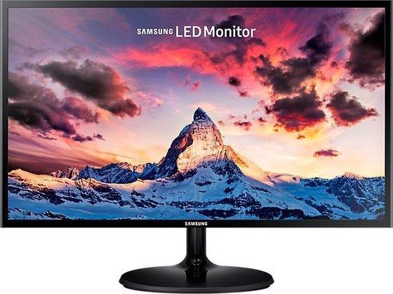 Samsung LS24F350FHU - 24'' Full HD Monitor - Monitor onder 200 euro