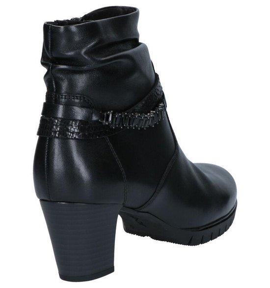 Gabor Comfort Zwarte Enkellaarzen Dames 41 WwEDfm