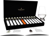 Gin Tasting Collection 12 Tubes in Luxe Doos