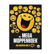 Smiley  -   Het mega moppenboek