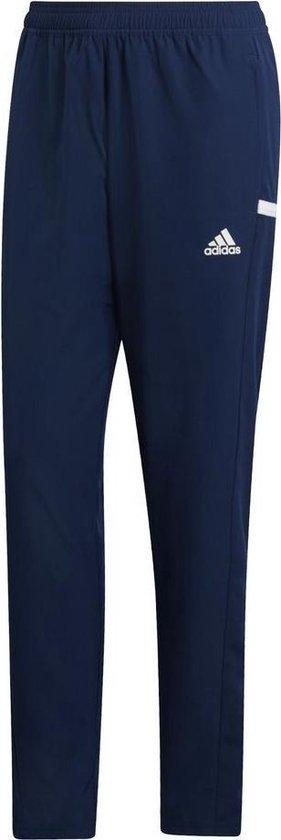 Adidas T19 Dames Presentatiebroek - Broeken - blauw donker - M