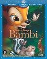 Bambi (Diamond Edition) (Blu-ray+Dvd Combopack)