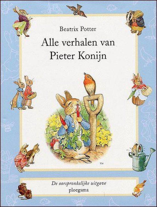 Alle Verhalen Van Pieter Konijn - Beatrix Potter  