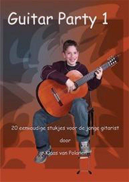 1 Guitar Party - Gitaarboek voor beginners