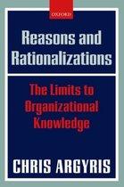 Afbeelding van Reasons and Rationalizations