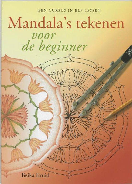Spiksplinternieuw bol.com   Mandala's tekenen voor de beginner   9789077247136   B TN-78