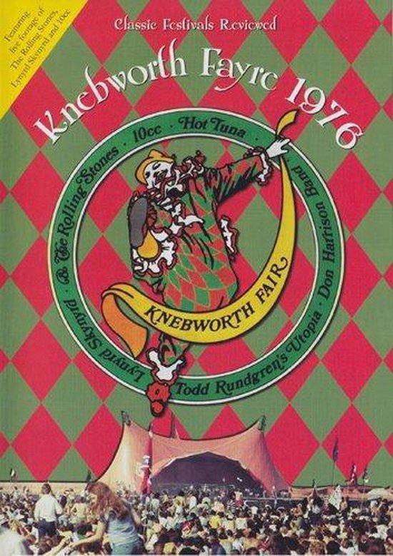 Live In Knebworth 1976