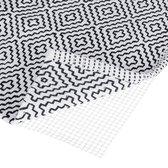 relaxdays Antislipmat - antislip tapijt - ondertapijt - onderkleed - antislip vloerkleed 120 x 180 cm