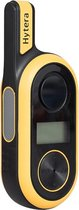 Hytera TF315 twee-weg radio 8 kanalen 12500 MHz Zwart, Geel