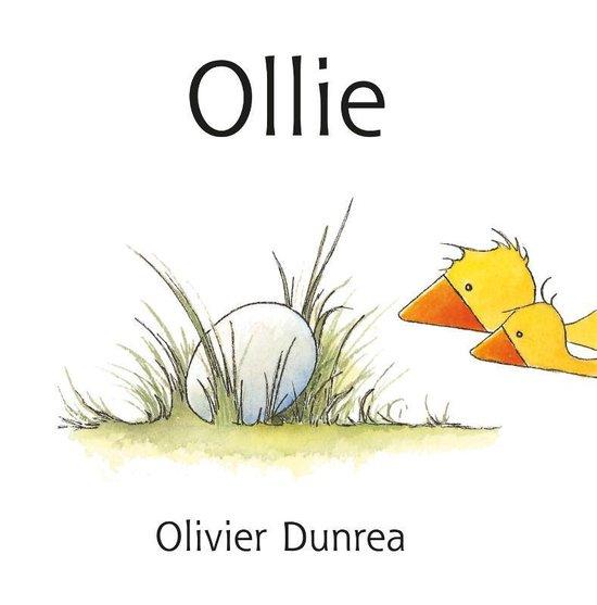 Gonnie & vriendjes - Ollie - Olivier Dunrea |
