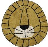 Kindervloerkleed Lion  - Leeuw - 100 rond - Tapis Petit