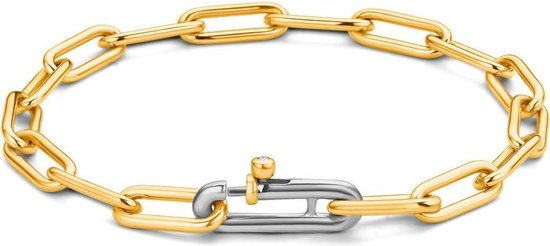 TI SENTO Armband Verguld LNA - Zilver