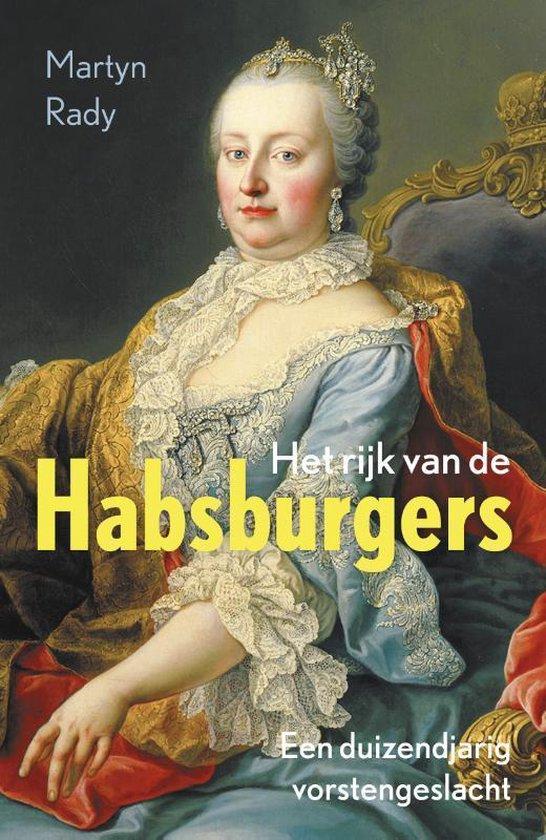 Boek cover Het rijk van de Habsburgers van Martyn Rady (Paperback)