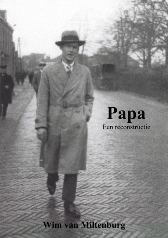 Papa - Wim van Miltenburg | Readingchampions.org.uk