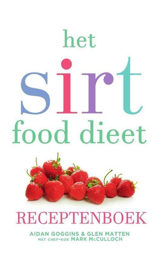 Afbeelding van Het sirtfood dieet receptenboek