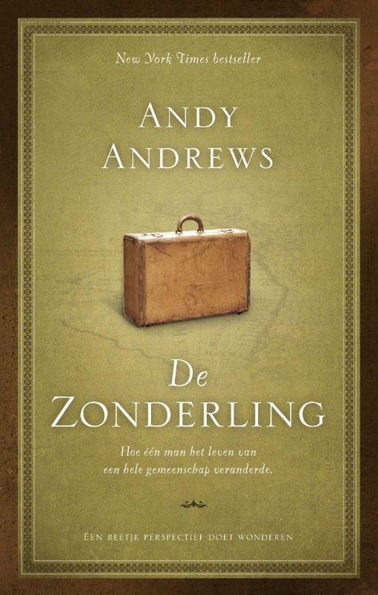 De zonderling - Andy Andrews | Readingchampions.org.uk
