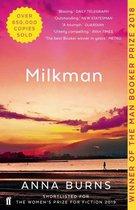 Omslag Milkman