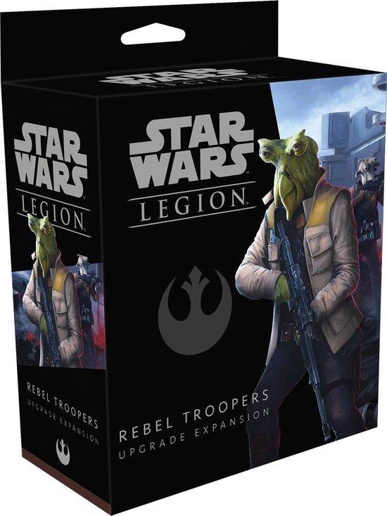 Afbeelding van het spel Star Wars Legion: Rebel Trooper Upgrade Expansion