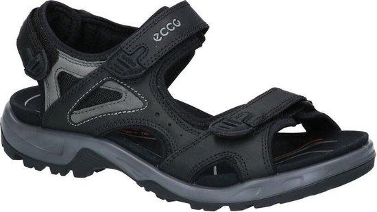 | ECCO Offroad leren heren sandalen