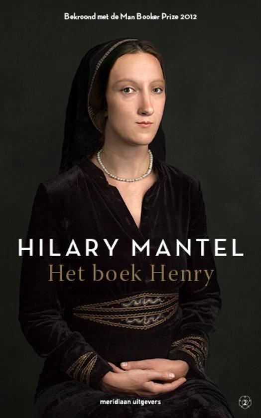 Boek cover Het boek Henry van Hilary Mantel (Onbekend)