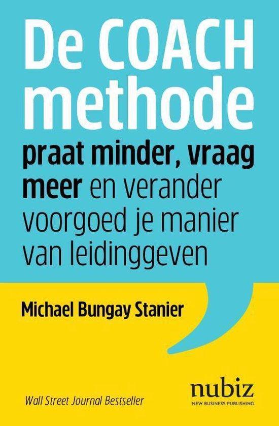 De coachmethode - Michael Bungay Stanier | Fthsonline.com
