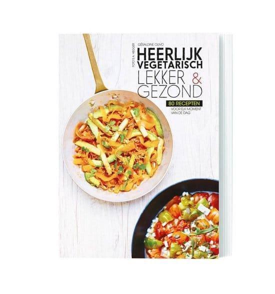 Heerlijk vegetarisch - Geraldine Olivo |
