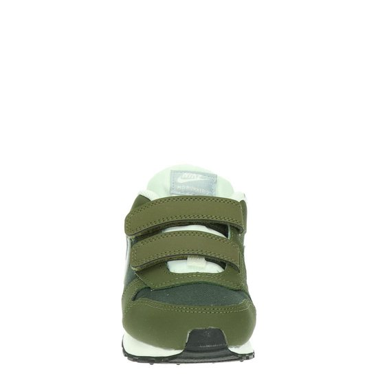 pila Prosperar Continuamente  bol.com | Nike MD Runner 2 kinder klittenbandschoen - Kaki - Maat 29,5