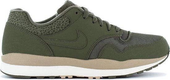 Nike Air Safari Heren Sneakers Sportschoenen Schoenen Olive Groen 371740 201 Maat EU 42 US 8.5