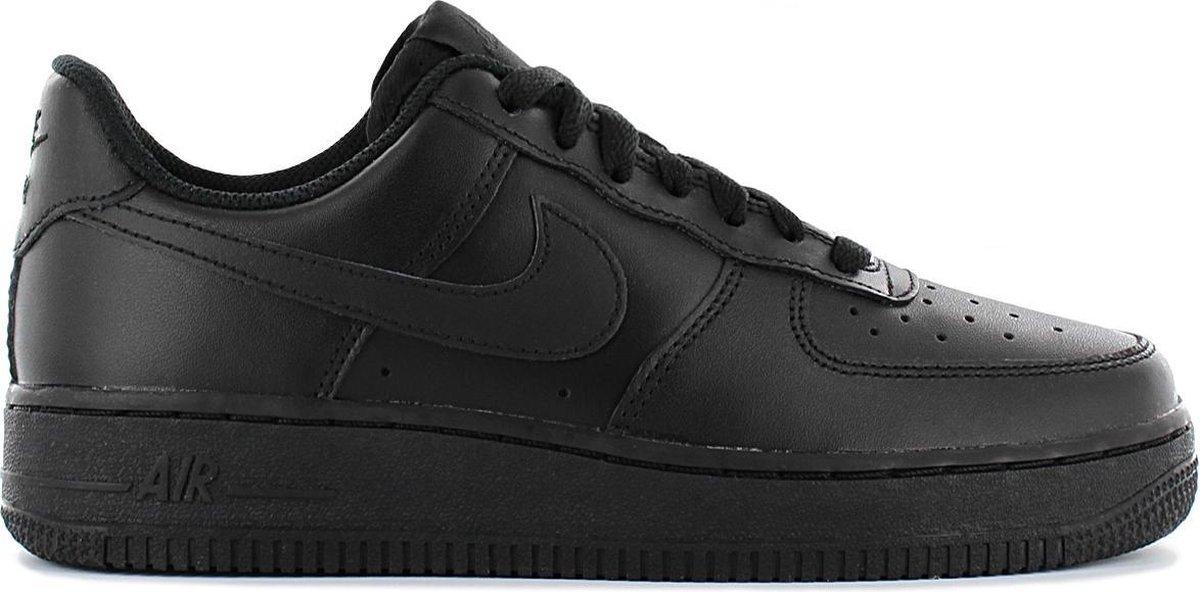 Nike WMNS Air Force 1 '07 - Sneakers - Zwart - Dames - Maat 39 - Nike