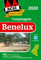 ACSI Campinggids - ACSI Campinggids Benelux + app 2020