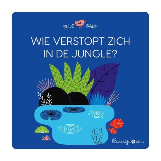 Blije baby - Wie verstopt zich in de jungle?