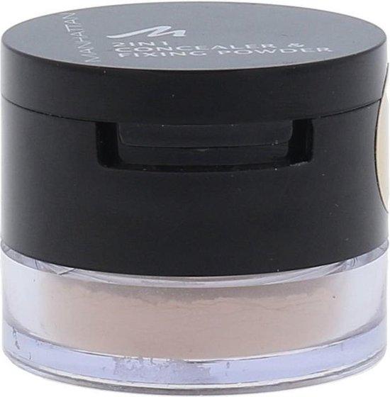 Manhattan 2in1 Concealer fixing Powder – 20 Soft Nude