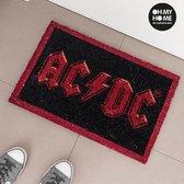 AC/DC Logo - Deurmat