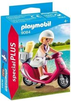 PLAYMOBIL Zomers met scooter  - 9084