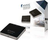 König KN-WLHDMI10 5 Ghz Draadloze HDMI Zender 1080p / 3D Support Bereik 30 M