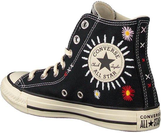 bol.com | Converse Dames Hoge Sneakers Chuck Taylor All Star ...