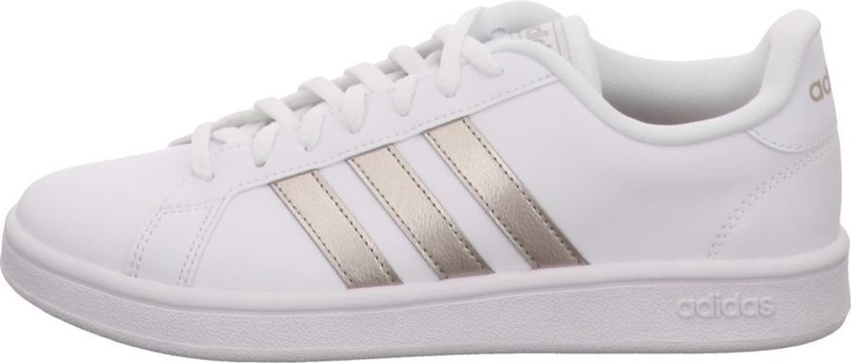 adidas Dames Witte Grand Court Base Maat 36 23